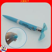 Spain summer fan pen,Madrid gift pen with mini fan,China fan pen Manufacturer & Supplier & Exporter