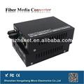 1000m FX fibra ottica media 2d a 3d convertitore