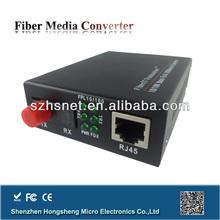 10/100Mbps Fiber Optic Media USB3.0 to USB2.0 Converter
