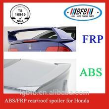 abs plastic spoiler for Honda Civic Mugen