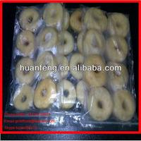 Frozen food! frozen donuts