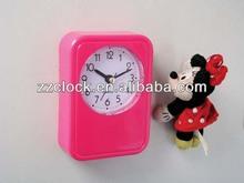 Fridge magnetic clock