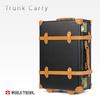 Amazingly lightweight suitcase by popular japanese luggage manufacturer