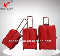 5pcs large popular leisure luggage set travel bag