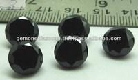 loose Black Synthetic loose Moissanite Diamond manufacturer