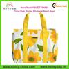 Wholesale Beach Bags Sunflower Printed 2014 fashion beach bags