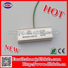HOT Surge voltage suppressor RJ11 Balun Video Passivo