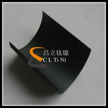 2015 bent titanium electrode plate for sale