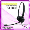 XS825 call center telemarketing phone headset