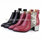 cool lady fashion boots ladies bling boots fashionable boots for lady