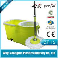 ZOTO bucket mop China mop new tornado car cleaning mop,ZT-15