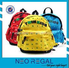 2013 Racing design set boys school bags 2012 fashion name brand backpacks
