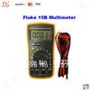 100% Authentic New FLUKE 15B F15B Digital AC/DC Resistance Multimeter Meter