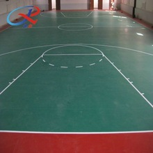 PVC american football flooring