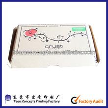 FSC certification chicken box take away box