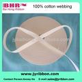 excelente calidad de algodón lightweigh de cinta de la cinta de algodón