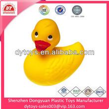 Shenzhen Toy Factory Yellow plastic Duck