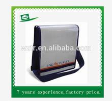 factory price for non woven shoulder bag/non woven messenger bag/shoulder bag by non woven fabric