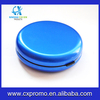 Hot-selling aluminum coin purse for USD dollar CX017 Blue