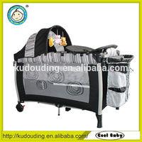 2014 Factory price baby playpen,baby bed