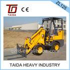 TAIDA HOT selling ZL125 weifang wheel loader $9700+!!