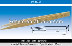 ESD Bamboo Tweezers ,TV Series (TV-150A)