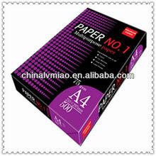 A3 / A4 / Letter tamanho / tamanho ofício cópia em papel A4 80gsm