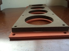 OEM manufacturer sell directly Silicone foam gasket