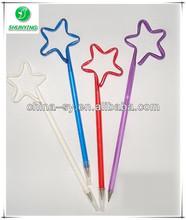 star shaped ball pen