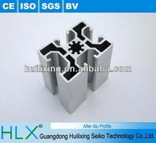 alfer alu profile manufacturer, direct sell alfer alu profile for office, buliding, conveyor roller