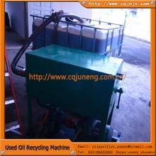 JN-JNC Waste Motor Oil Recyclig Line To Diesel Fuel,Black Oil Regeneration Plant