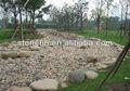 A buon mercato decorativi in pietra di ghiaia/prezzi ghiaia per giardini