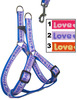 Heavy Duty Training Dog Harness with pad C1220