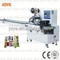عالية السرعة آلة التعبئة التلقائية jy-300 للحصول على شرائح من الخبز للبيع