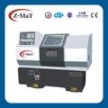 Ck350- forma linear guia de leito plano máquina de usinagem cnc