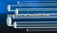 different diameter light guide quartz rod for polysilicon cast ingot