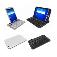 """Wireless Bluetooth Keyboard Case Cover For Samsung Galaxy Tab 3 8.0 8"""" Tablet"""