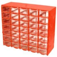 Custom plastic drawer storage box/storage cabinet