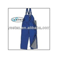 durable cheap blue reflective safety bib overalls