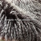 long hair knitted fur