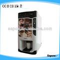 2013 caliente de la venta de turquía cafeteras con inteligente Selector de monedas SC-8702B