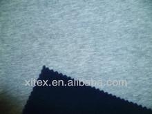 100% cotton jersey polar fleece bonded fabric