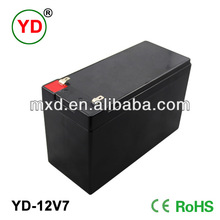 Sell YD-12V7 rechargeable electric scale lead acid battery