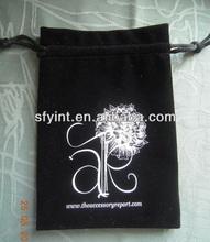 Velvet Gift Bag Drawstring Pouch