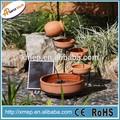 china solar de cerámica olla de agua de la fuente