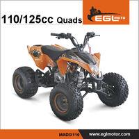 110cc 4 wheels motor bike with CE
