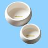 wholesale small white no spanlish ceramic Dog bowl cat Bowls