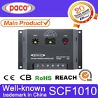 Solar Charge Controllers 10amp 12v with LED Function Indicator, CE/ROHS marks