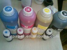 Dye sublimation ink for digital printing on fashion garments