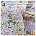 تصميم جميل 2014 ملون البوليستر القطن النسيج ستارة الدانتيل بالجملة( ld-- s0001)